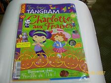 charlotte aux fraises 25 .... pochette ....