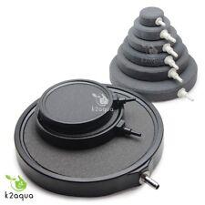More details for air stone bubble ceramic disc ring pond aquarium diffuser koi hydroponics oxygen