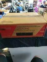 Symphonic Video Cassette Recorder Vcr 5400 (For Parts, Not Working)