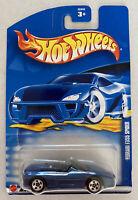 2002 Hotwheels Ferrari F355 355 Spider Blue Mint! MOC!