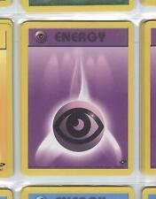 PSYCHIC ENERGY 131/132 - Pokemon - Gym Challenge - NM = Buy more cards & save!
