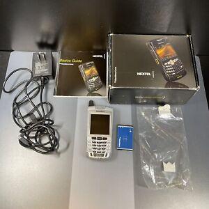 BlackBerry Curve 8350i - Black Nextel  Smartphone cell phone