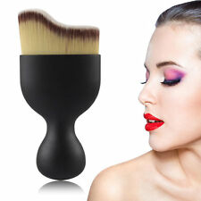 Foundation Brushes Facial Cosmetic Tools S Shape Makeup Powder Brushes POW