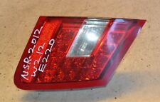 Mercedes E Class Inner Brake Light Left Rear A2129060358 W212 Saloon 2012