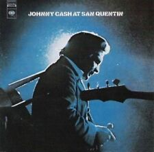 JOHNNY CASH At San Quentin (The Complete 1969 Concert) CD NEW Bonus Tracks
