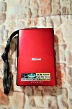 Nikon 16 Megapixel Digital Camera Coolpix S100