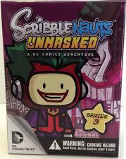 DC Scribblenauts Unmasked Ser 3 Mini Figure Blind Box - One Random Pack