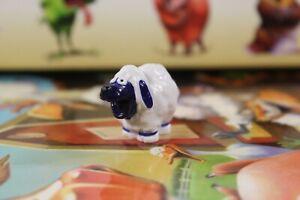 2007 Mattel Snorta! Game Replacement Sheep Animal Figure