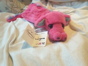Kaycee bears pink dragon lilyana