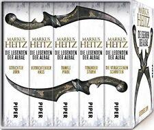 Die Legenden der Albae Markus Heitz Die Komplette Saga im Taschenbuch Schuber