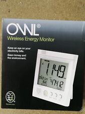 OWL Wireless Energy Electricity Monitor Smart Usage Meter ( New )