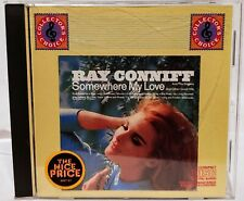 Ray Conniff & the Singers :  Somewhere My Love  CD, NICE !