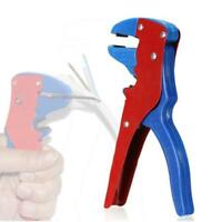 Automatic Self Crimper Stripping Cutter Adjust Cable Wire Stripper Terminal Tool