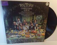 "The Waltons-Christmas Album Columbia Records C 33193 12"" Vinyl LP"