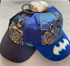 Pack of 2 Batman Baseball Caps