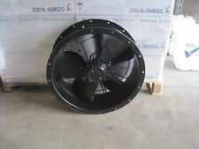 Large Industrial Extractor Fan 560 mm 400 V 12000m3/hr 1400 tr/min court CASE Axial 3p