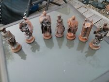 American independence chess set molds massive set