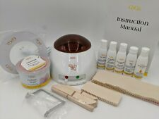 GiGi Wax Warmer Professional Salon Starter Kit