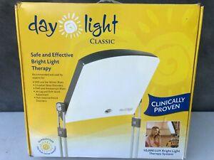 Carex DayLight Classic SAD Therapy Lamp Light in Box