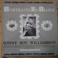 SLP 158 Sonny Boy Williamson Portraits in Blues Vol. 4