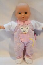 Gotz Baby Doll Mini Muffin Precious Day Collection Original Outfit 8""