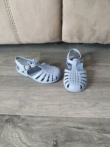 Baby Toddler Jelly Sandals Blue