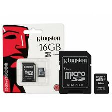 16GB Micro SD Memory Card + Adapter For Samsung Galaxy J1, Galaxy J5 & Galaxy J7