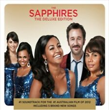 Sapphires: Deluxe Edition, 2012  Soundtrack CD NEW