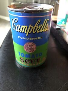 Andy Warhol 50th Anniversary Campbell's Soup Can POP ART Target 2012 Exclusive