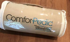 Beautyrest $149.00 Retail Pillow Air Cool Memory Foam USA Made Queen NEW