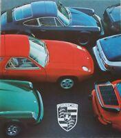 Prospekt Porsche Modellprogramm 1979  -  924 911 928