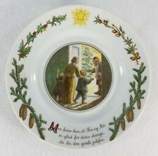 Vintage Royal Copenhagen Peters Jul Christmas Plate