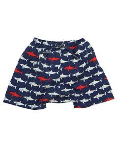 Archimede Mini Boys Beachwear Baby Schwimmwindel blau Hai Gr. 3-6 Monate NEU