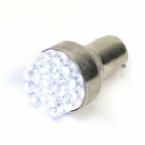Super Bright White 1157 Led 12v Bulb v8 strobe turn signal tail light high power