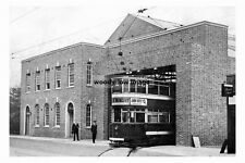 pt3436 - Headingley New Tram Depot Otley Road , Leeds , Yorkshire - photo 6x4