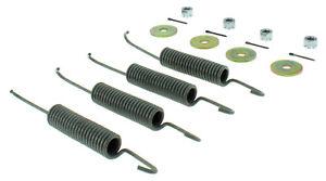 Drum Brake Hardware Kit Front,Rear Centric 118.82004