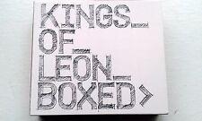 Kings of Leon 3CD SET Youth & Young Manhood, Aha Shake Heartbreak & Because of .