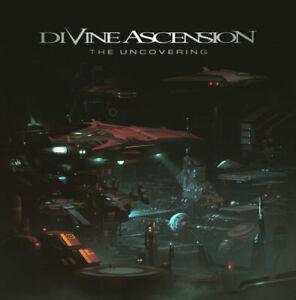 Divine Ascension The Uncovering CD 2018 Australian Progressive Power Metal New