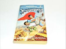 1983 FIRST EDITION SUPERMAN 3 WILLIAM KOTZWINKLE SPECIAL ED SIGNED reeves
