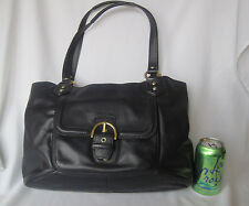 NEW Authentic COACH Blue Leather Handbag!