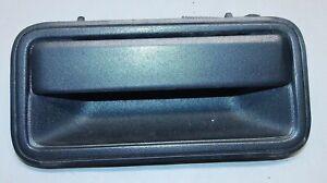 1998 Chevy C3500 GMC 5.7L RWD 2WD Left Rear Exterior Door Handle 15725923