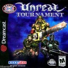 Unreal Tournament (Sega Dreamcast, 2001)