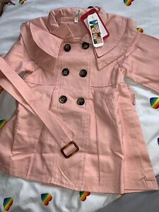 Toddler Trench Coat 18-24m