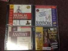CD Bundle Medical Encyclopedia, Anatomy,Bodyworks,Human Body