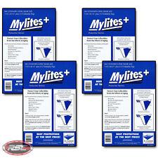 400 - E. GERBER MYLITES+ STANDARD (BRONZE) 1.4-Mil Mylar Bags Sleeves! 725M+
