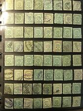 Colombia Specialist Group Scott 116 (121 Stamps) And 117 (64 Stamps)