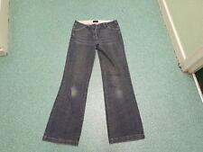 "Principles Bootcut Jeans Size 10 Leg 33"" Faded Dark Blue Ladies Jeans"
