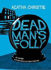 Dead Man's Folly [Comic Strip Edition] by Agatha Christie (Hardback, 2012)