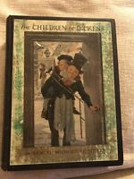 1925*1st* The Children Of Dickens - Samuel McChord Crothers(Jessie Willcox Smith