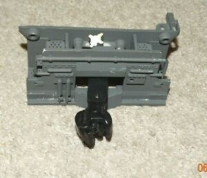 G Scale Coupler attached to steps